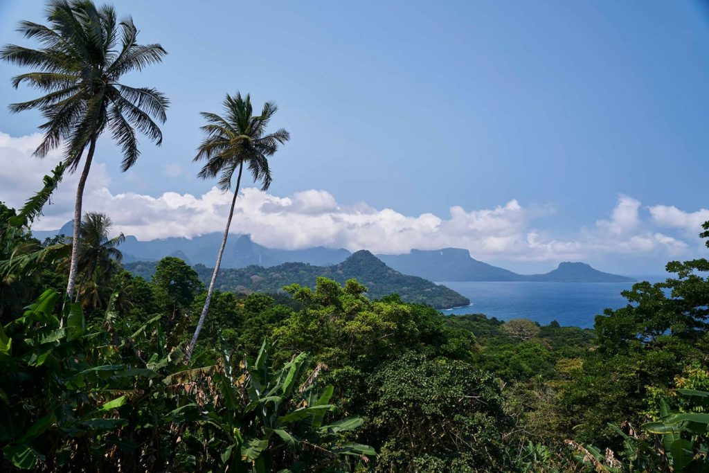 Bom Bom Principe Island