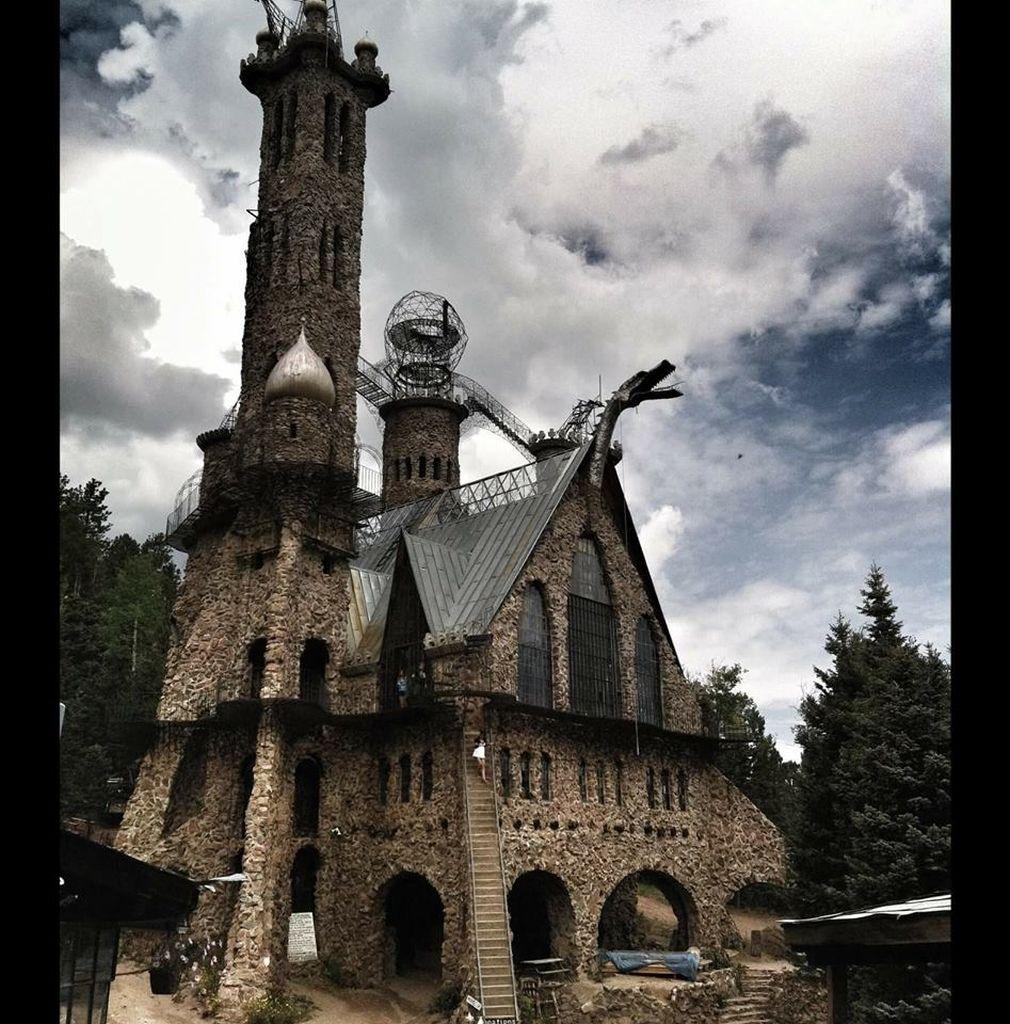 Bishop Castle, Rye colorado