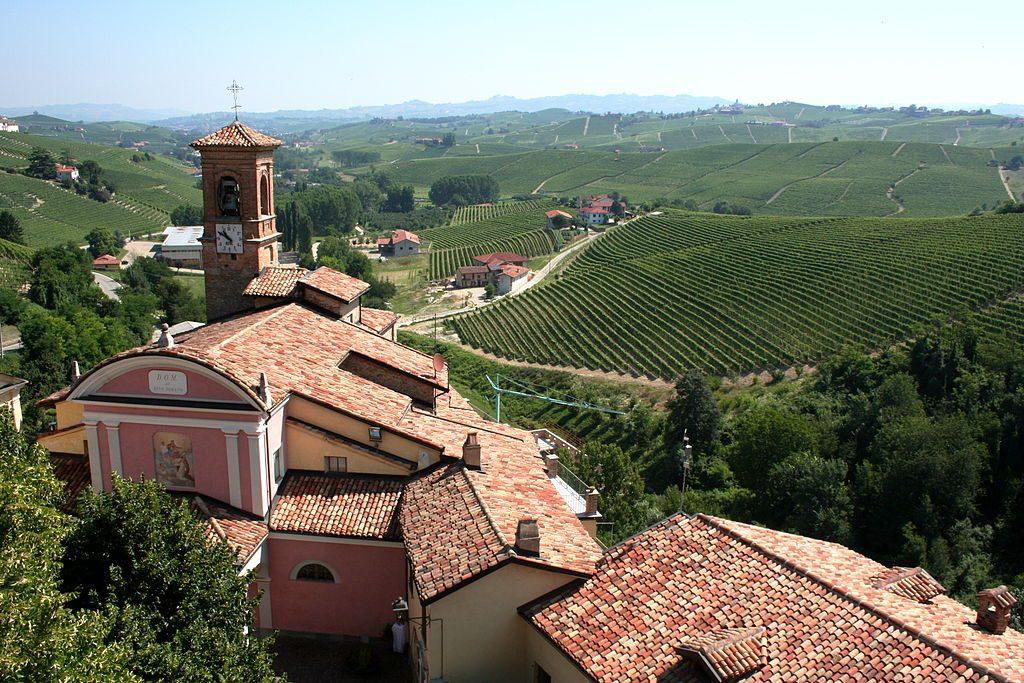Piemonte, Italy Barolo wine museum