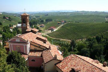 Piemonte, Italian wine regions