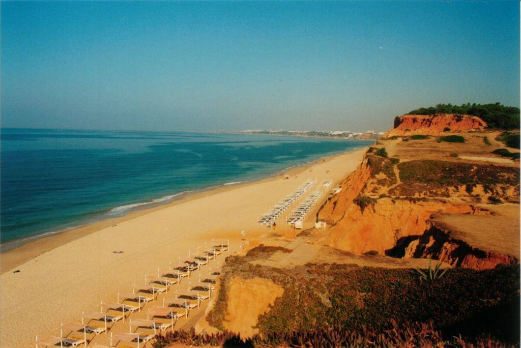 Falesia beach portugal