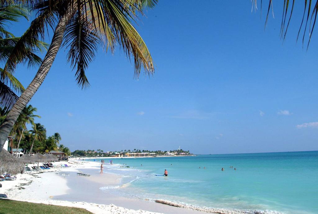 Beautiful Eagle Beach Aruba