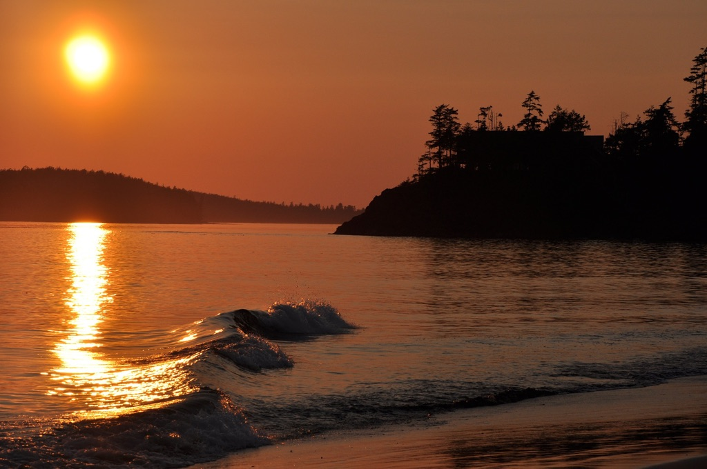 Mackenzie Beach, Tofino British Columbia