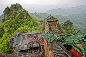 wudang mountain china holiday destinations in Asia