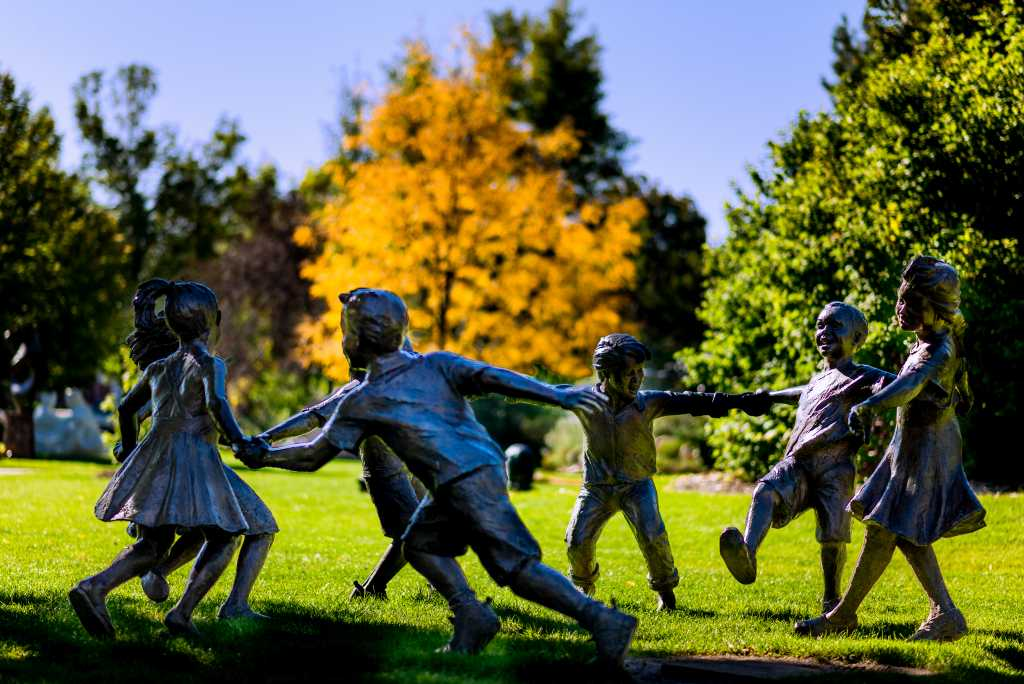 Benson Sculpture Garden--Loveland, Colorado