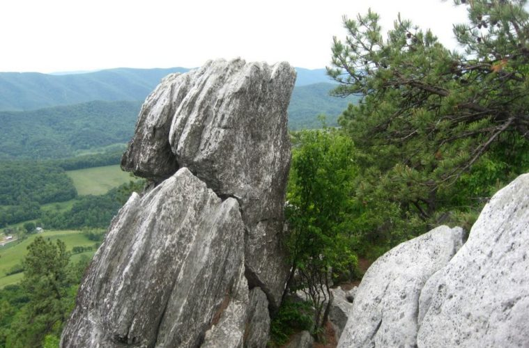 Best Hiking spots in Virginia's Blue Ridge Mountains - Ecophiles