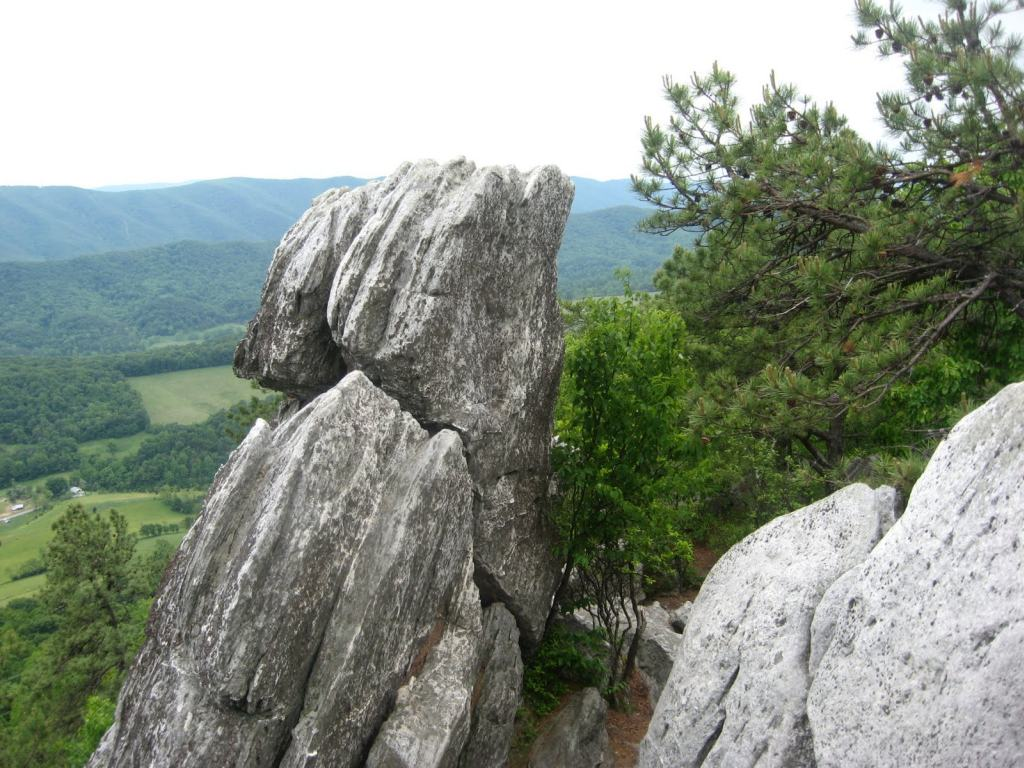 Dragon's Tooth--Virginia