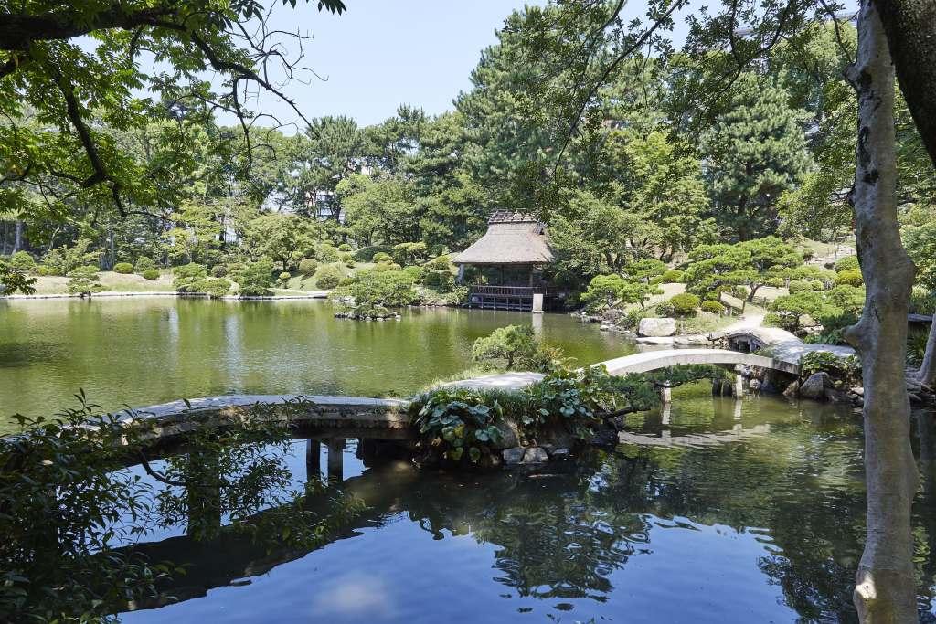 Shukkeien Garden – Hiroshima, Japan