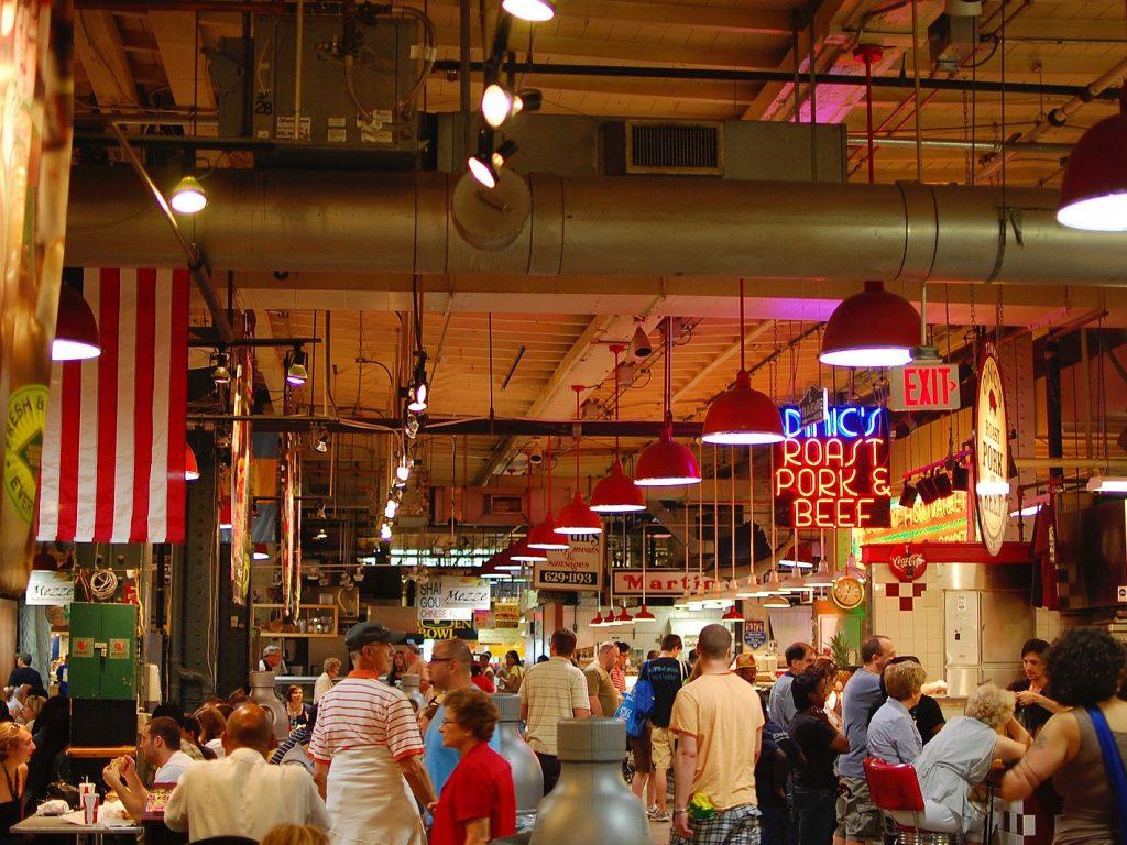 Reading Terminal Market philadelphia best summer holidays