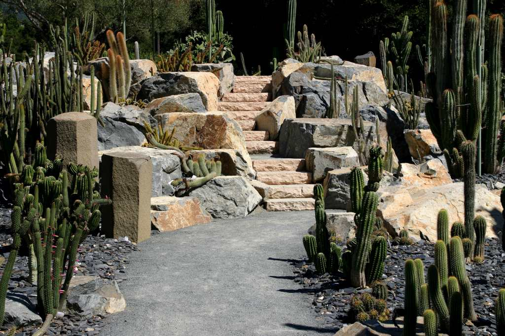 Ganna Walska Lotusland – Santa Barbara, California, USA