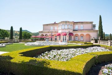 Ferrari-Carano Vineyards & Winery – Sonoma County, California, USA best gardens around the world