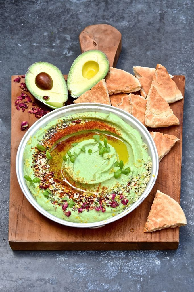 The Avocado Hummus