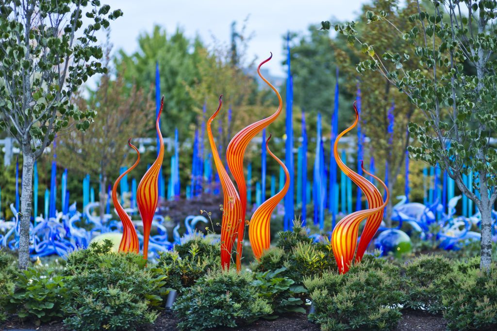 Chihuly Garden and Glass – Seattle, Washington