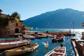 Lake Garda holiday - Limone sul Garda