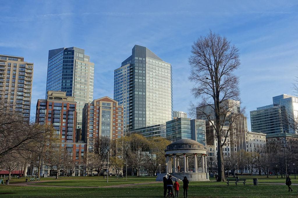 Boston Common, Boston MA