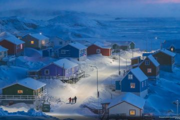 Greenlandic Winter by Weimin Chu National Geographic Travel Photo Contest 2019