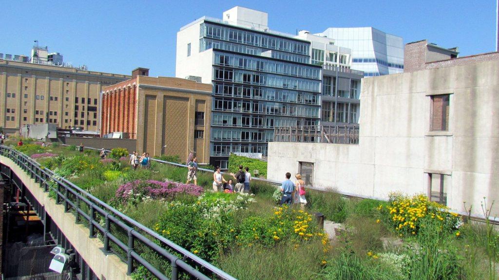 High Line Park, New York, New York, USA