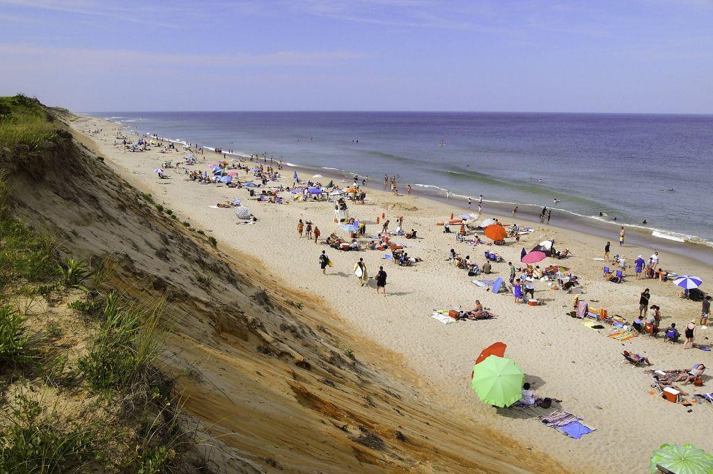 Summer Trip to Boston, Marconi Beach, Cape Cod, MA