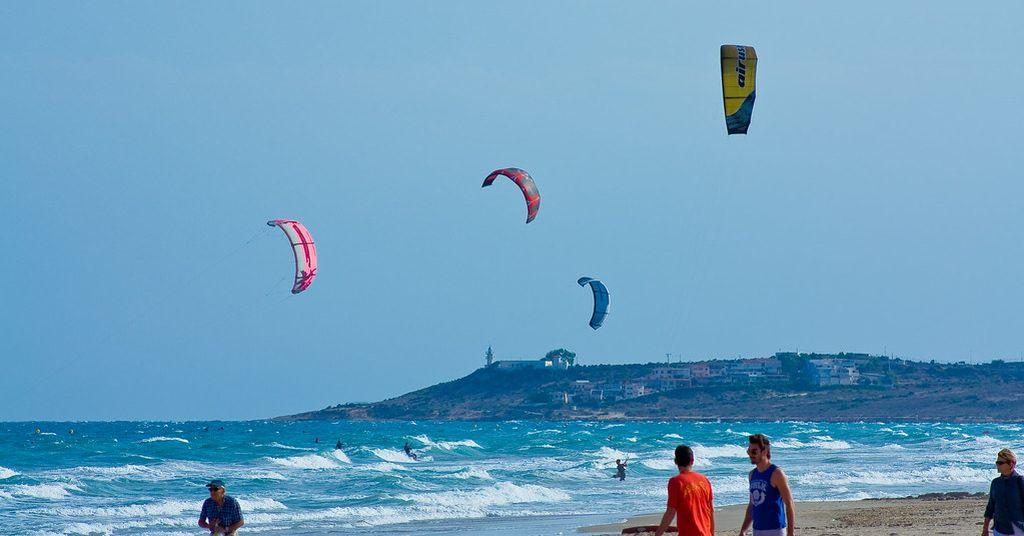 Playa Unión argentina