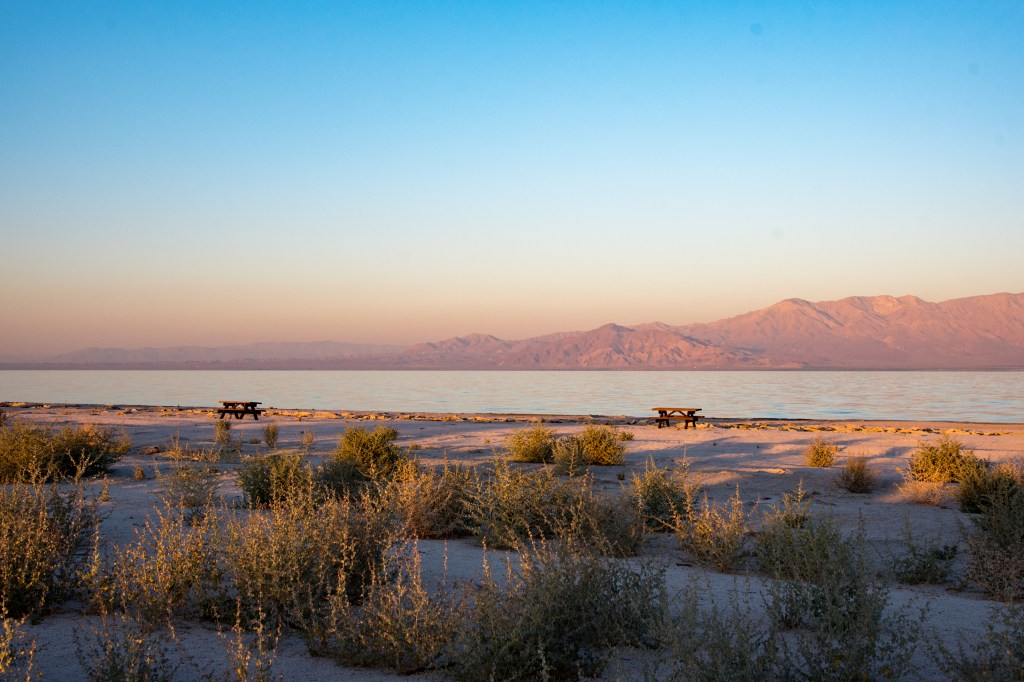 Salton Sea, California, USA