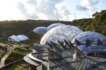 Eden Project cornwall UK
