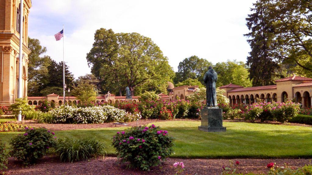 Franciscan Monastery--Washington DC