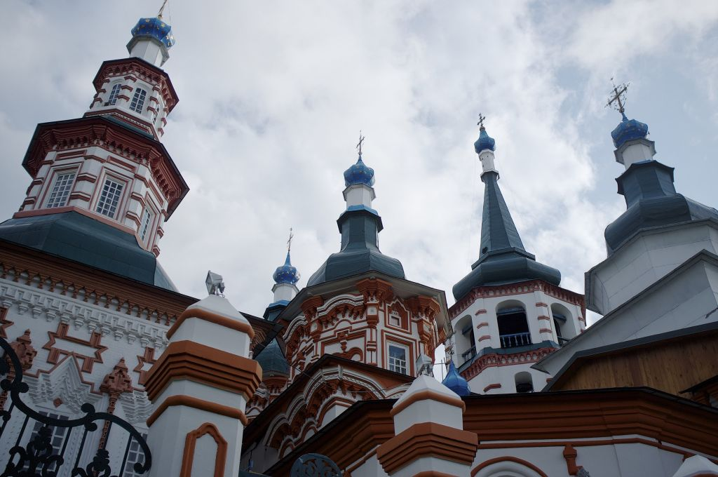 Irkutsk--Siberia, Russia--overlooked destinations