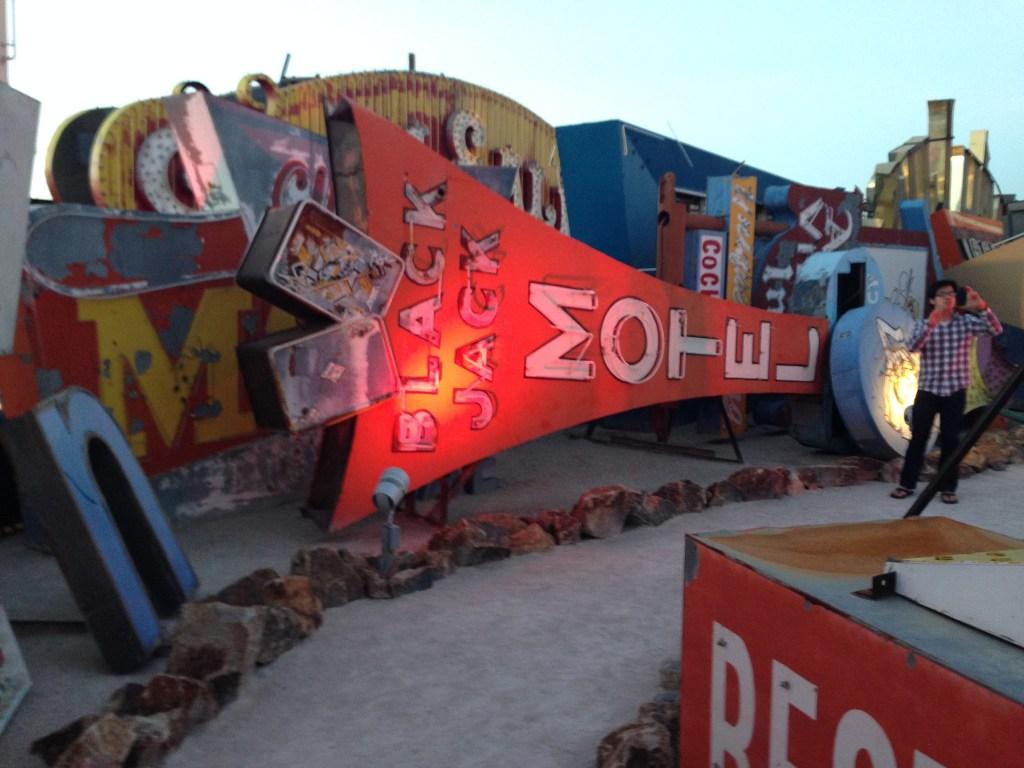 Neon Museum, Las Vegas Americas strangest attractions