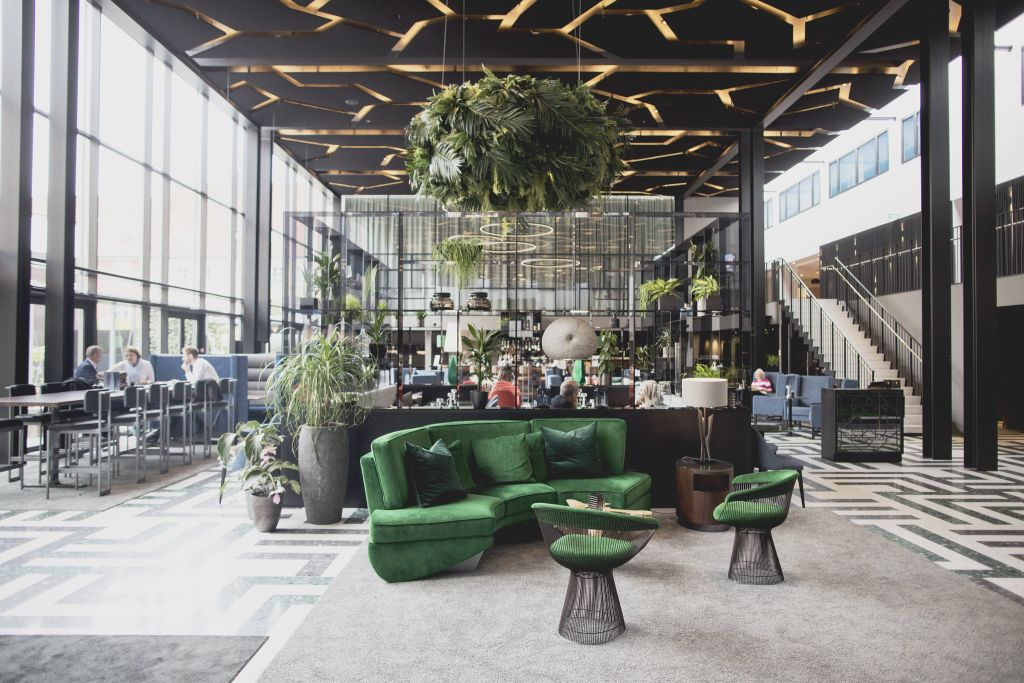 Skt Petri: This stylish Copenhagen hotel embraces the spirit of hygge