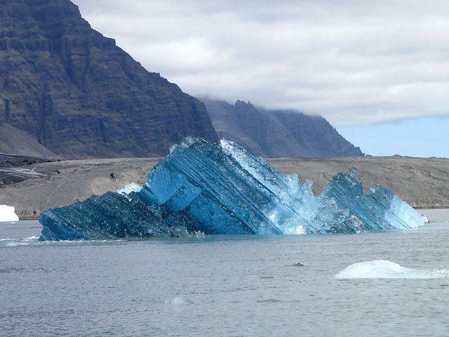 Jökulsárlón Glacial Lake, Iceland