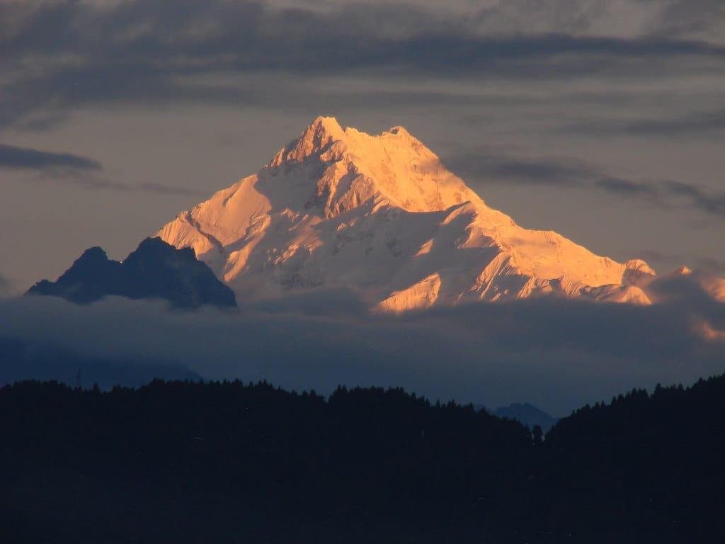 Mount Kanchenjunga Nepal