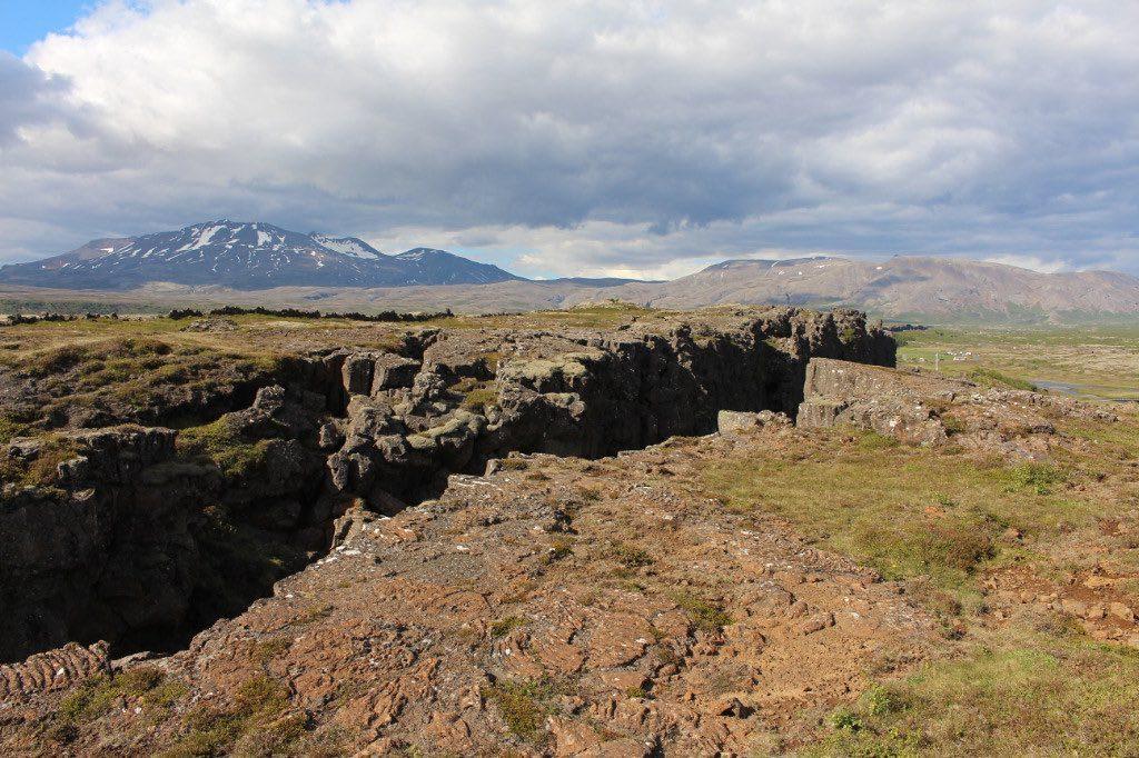 Pingvellir Plain, Iceland
