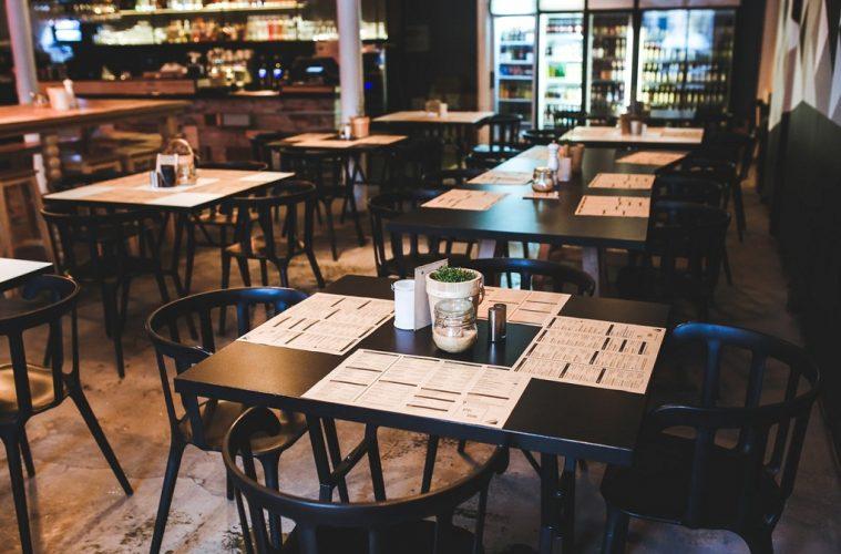chairs-menu- greener restaurants