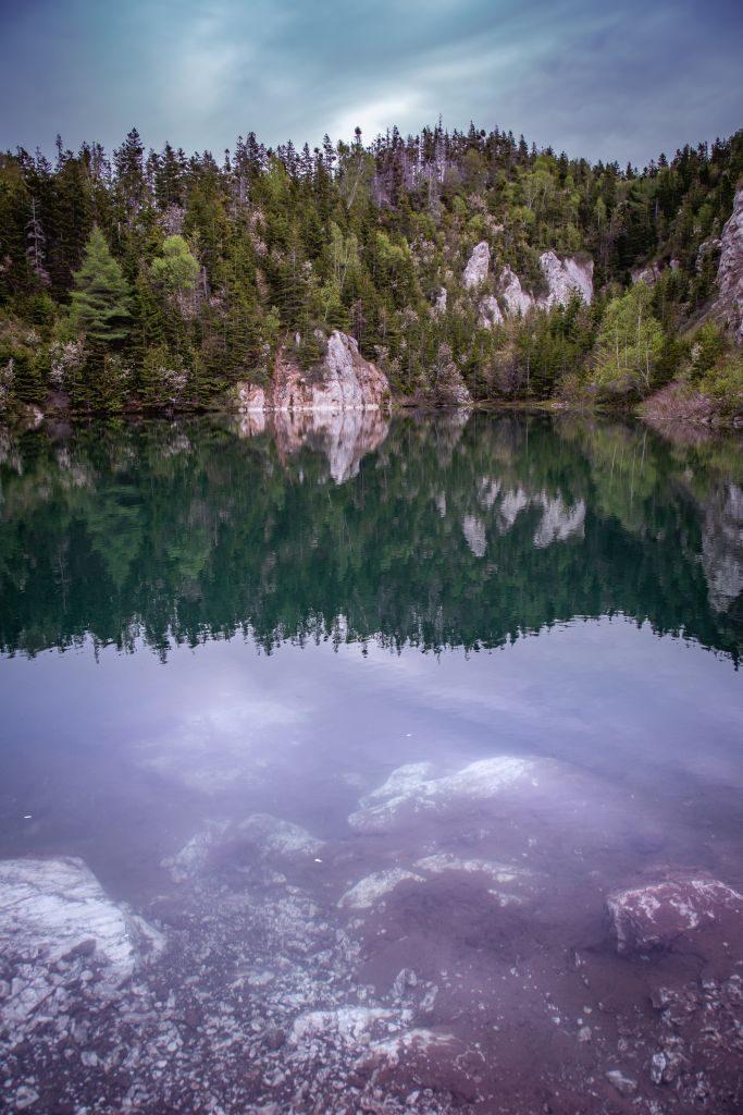 nova scotia lake