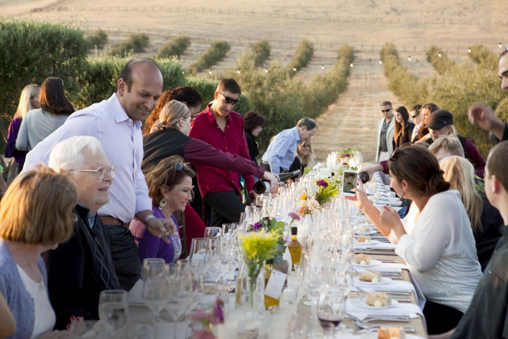 California Tri Valley Vineyard Dinner - 1024 x 683
