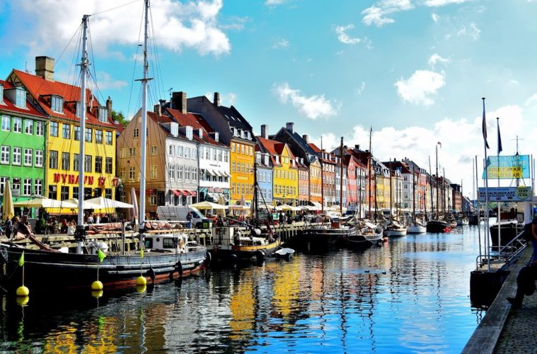 Nyhavn District, Copenhagen