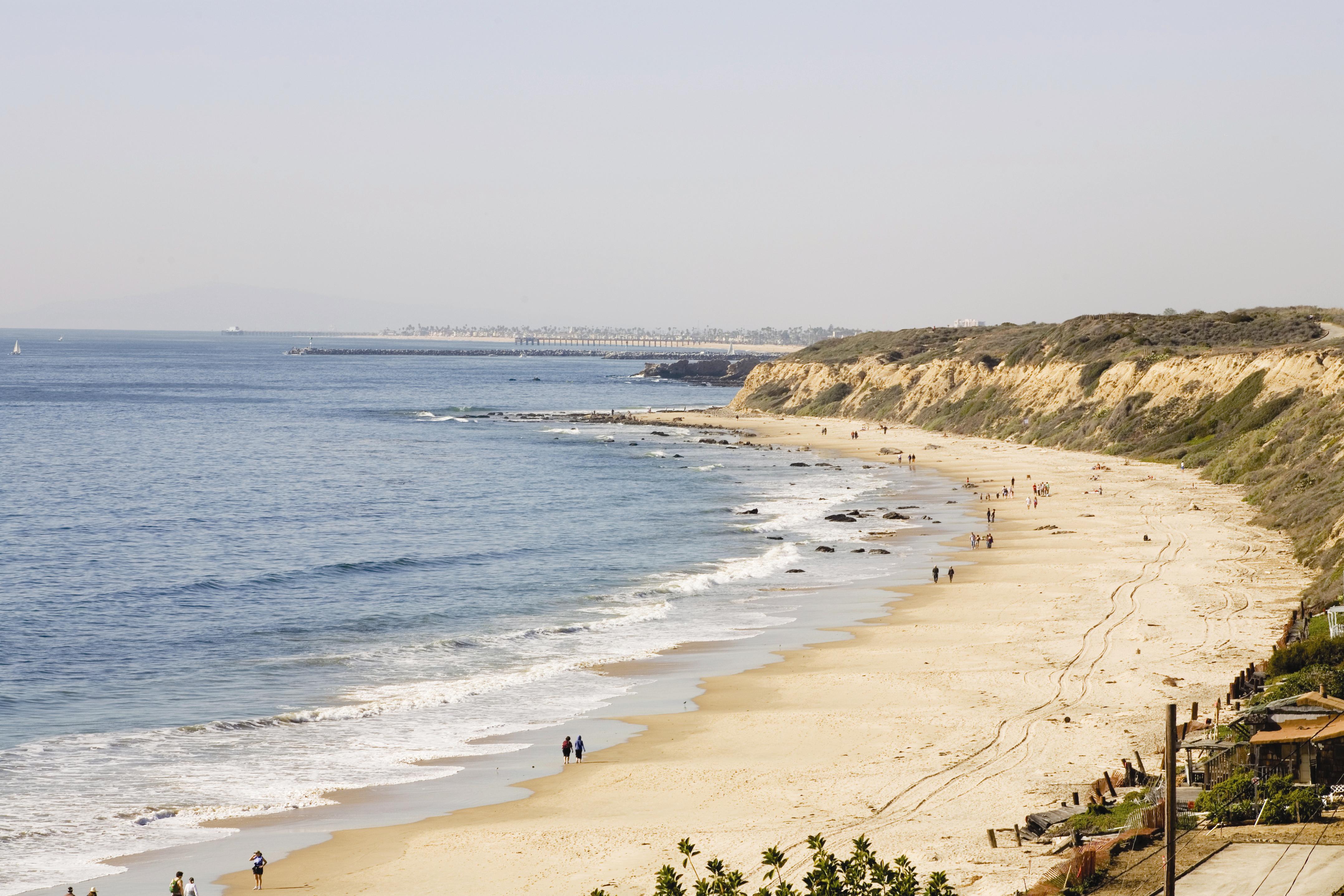 Crystal Cove Newport Beach California
