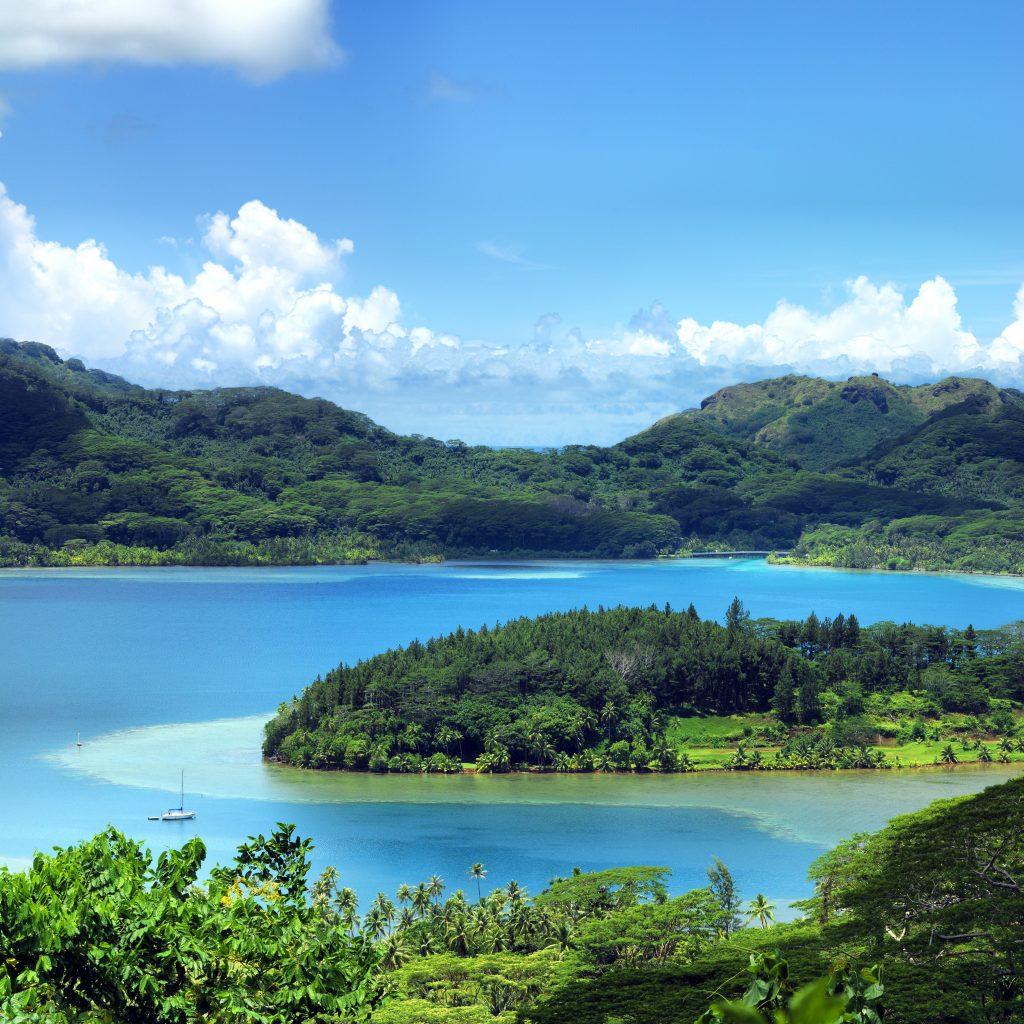 Huahine, Tahiti
