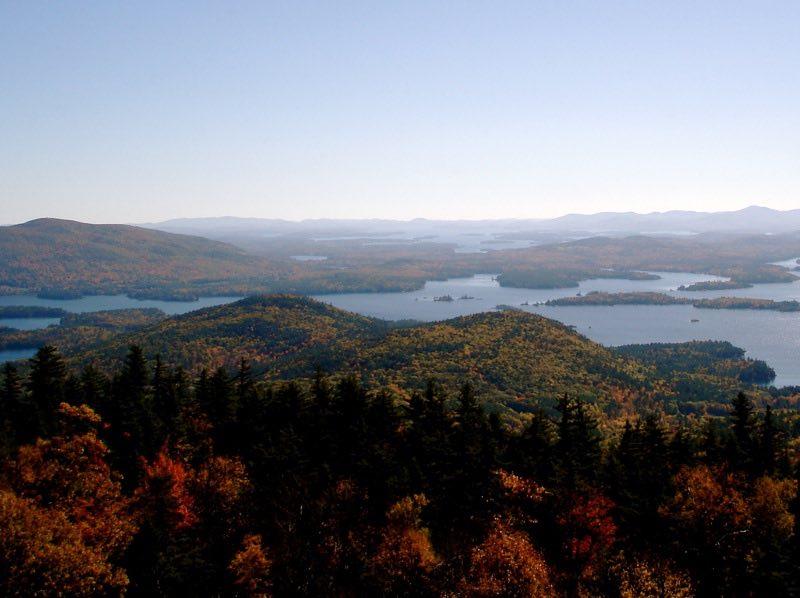 New Hampshire's Lakes Region