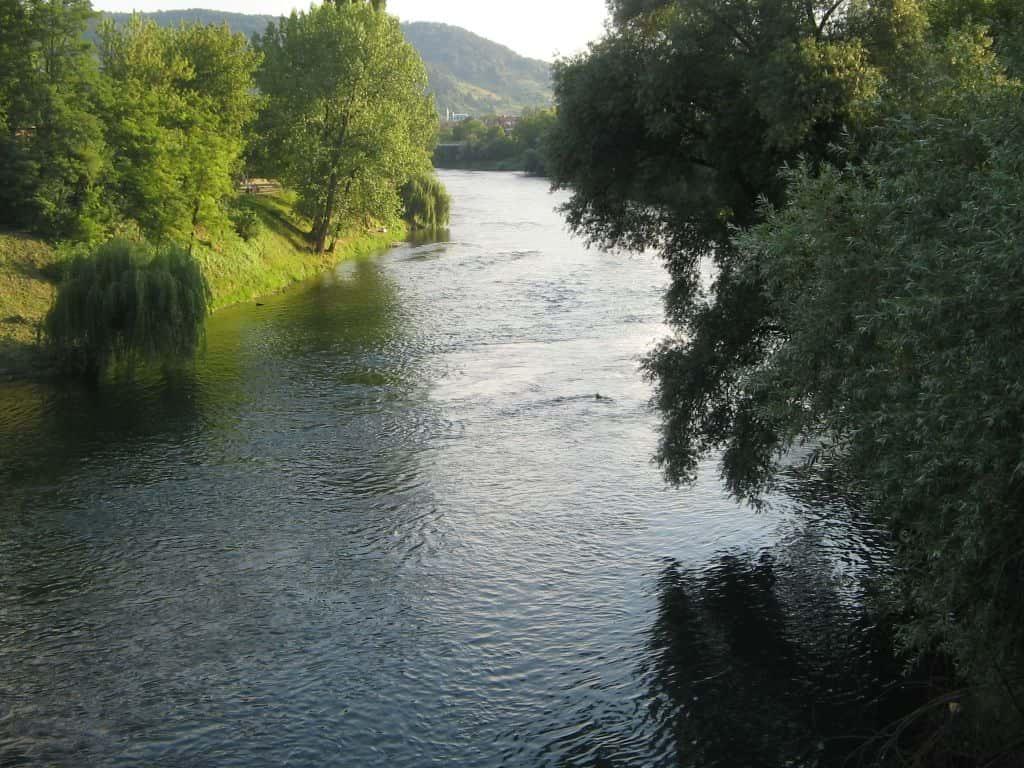 Vrbas River, Banja Luka in Bosnia & Herzegovina rafting trips