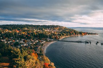 West Seattle travel inspiration from TV shows and films