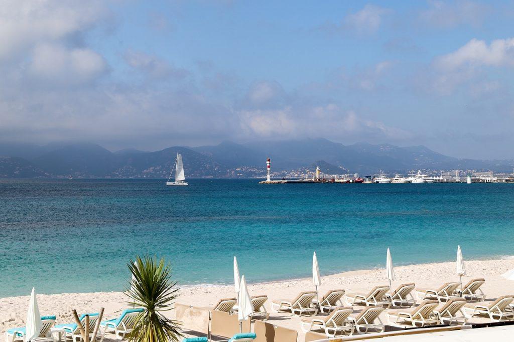 French Riviera Shore