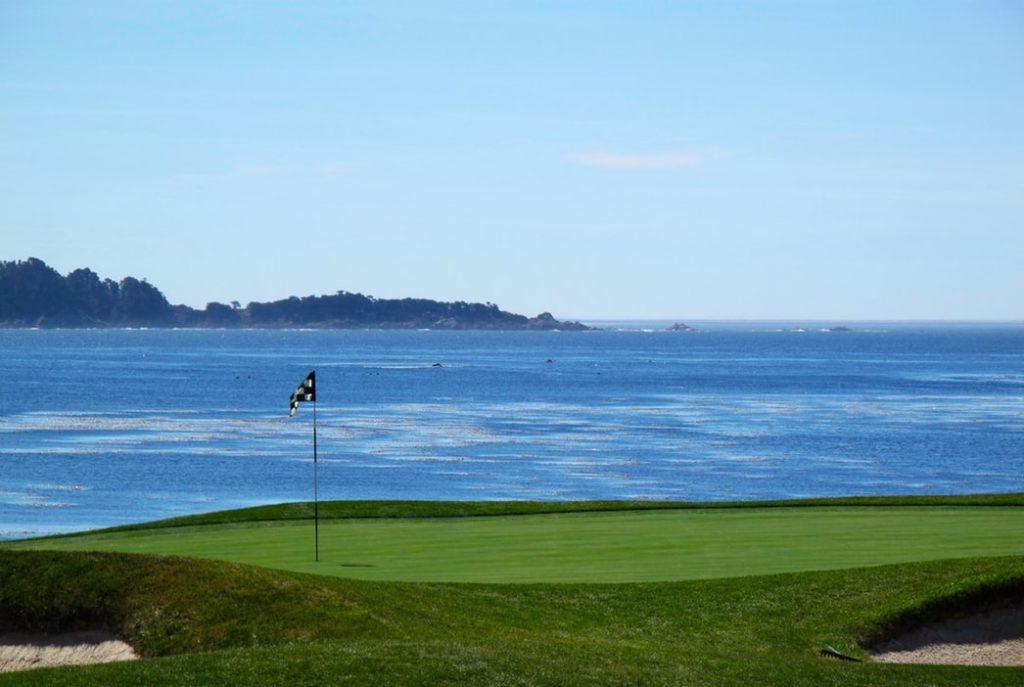 Golf Course on OCean