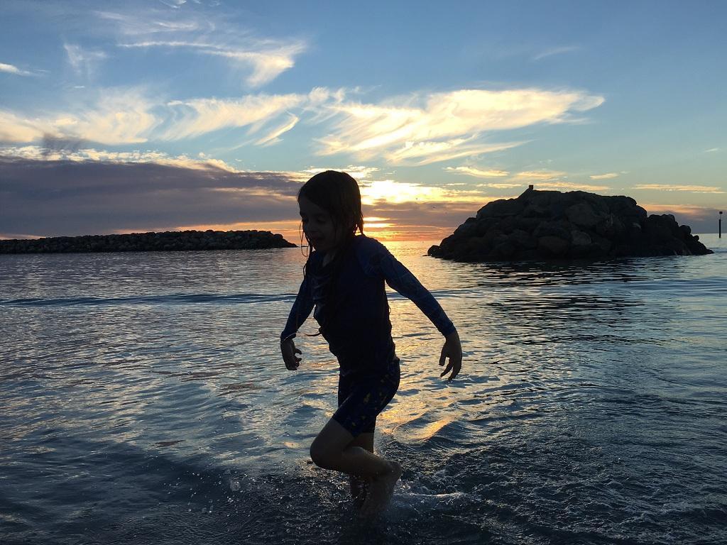sunset dante australia