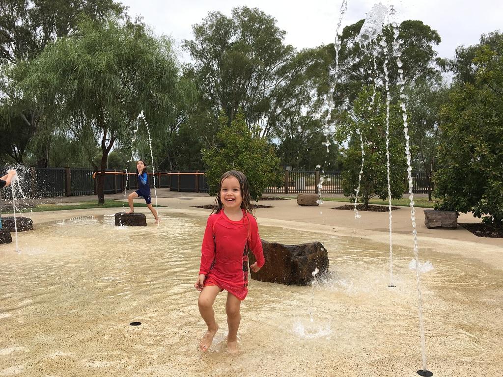 water splash park australia