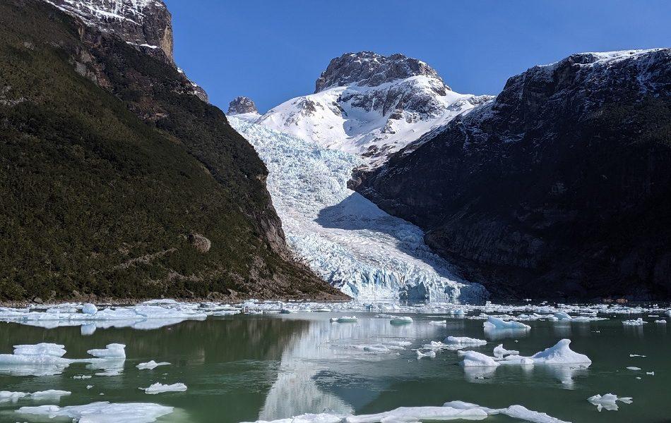 Turismo 21 de Mayo boat tour Patagonia chile serrano glacier