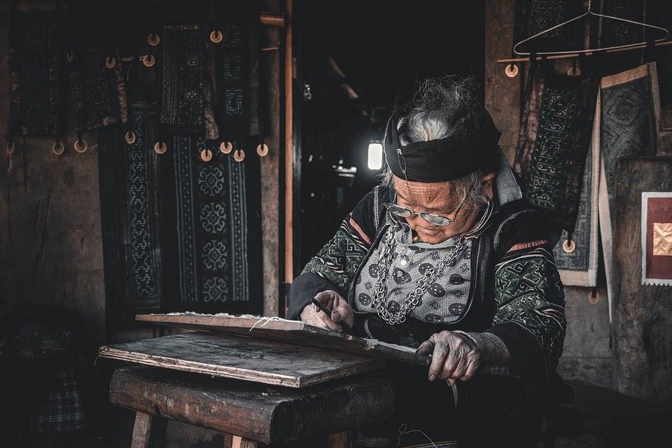 Vietnamese handicraft