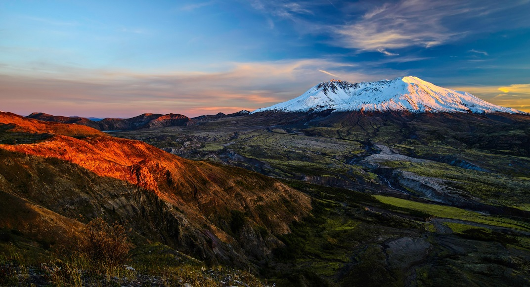 Washington: 40 Year Anniversary of Mount St Helens Eruption - Ecophiles