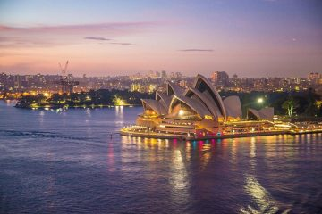 sydney opera house Australia tourist attractions in Sydney